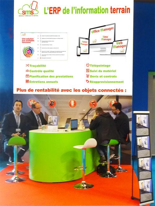 Les actualit s de sms sms for Salon europropre
